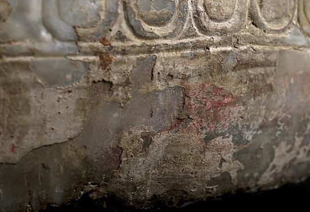 Antik buddha statue, Alabaster, DA15 Pris 29.500 DKK - UNIK ANTIK. DK