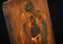 Antik russisk ikon AC10, Pris 14.000 kr