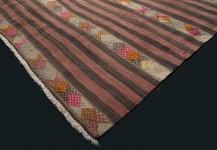 Semi Antikt Kelim tæppe, HS 524, Str. 188 cm x 192 cm, Pris 7.100 Kr.