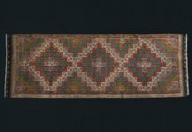Semi Antik Kelim Tæppe HS 1117, Str. 246 x 91 cm, Pris 4.400 Kr.
