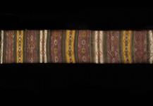 Kelim Tæppe, HS 479, Str. 348 x 64 cm . Pris 4.400 Kr.