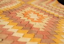 Kelim tæppe AR57  str. 149 x 88 cm. Pris 2.400 kr.